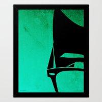 Ferris Beuller Art Print