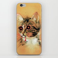 Devil Katz iPhone & iPod Skin