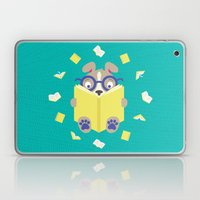 Curiosity Time Laptop & iPad Skin