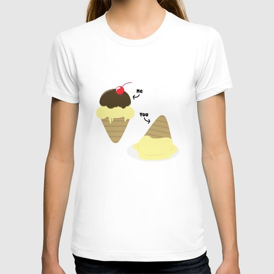 UR A Basic Ice Cream T-shirt