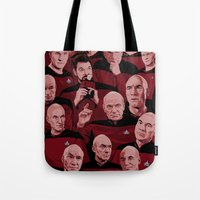 Picard Day Tote Bag