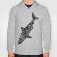 Doodle Shark Hoody