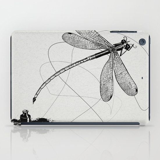 Here, There & Back Again. iPad Case