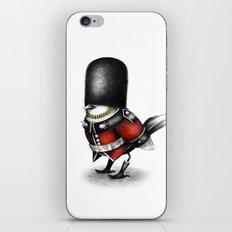 Royal guard iPhone & iPod Skin