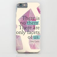 iPhone & iPod Case featuring Facets of Us by Sarah Turbin