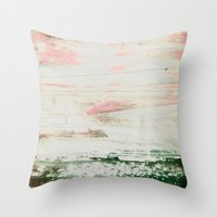 abstract 2411 Throw Pillow