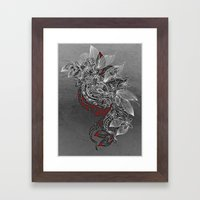 Earth Dance Framed Art Print