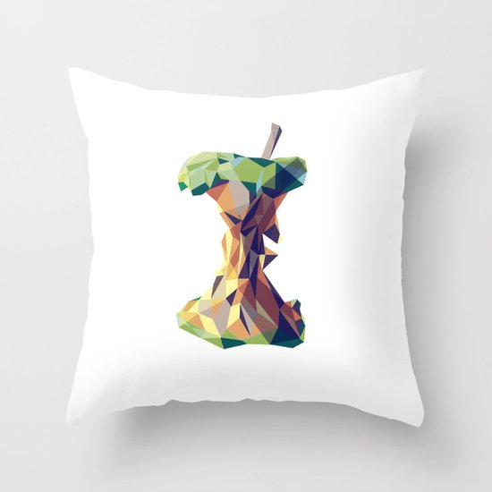 Keep Thinking Different. Throw Pillow