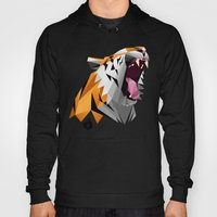 TML polygon tiger ROAR!!! Hoody