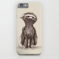 iPhone & iPod Case featuring Sir Sloth by Dave Mottram