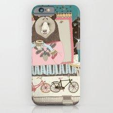 Bear's Cup of Tea Slim Case iPhone 6s