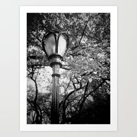 Beacon of light  Art Print