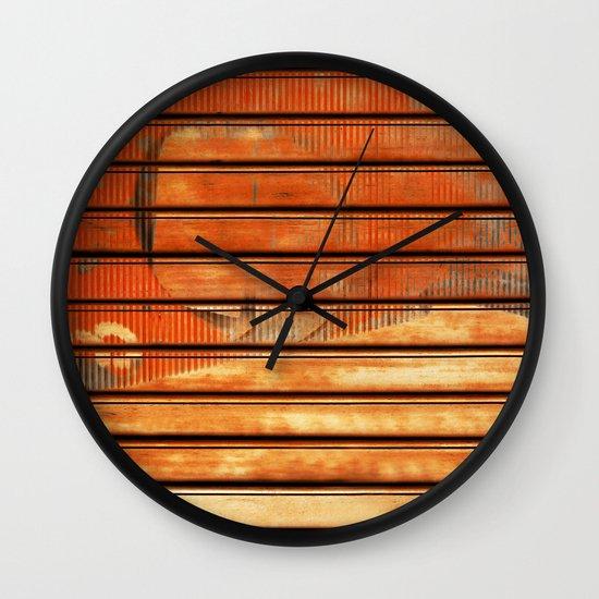 MiniHumanist II Wall Clock