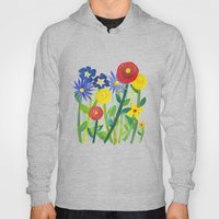 Spring Flowers Hoody