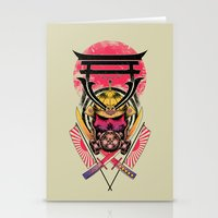 Torii Guardian Stationery Cards