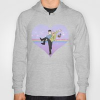New Frontiers - Kirk and Spock Hoody