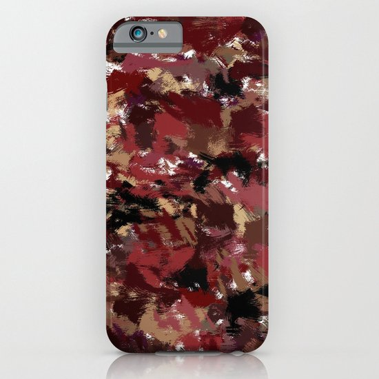 Leafs of Fall iPhone & iPod Case