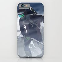 iPhone & iPod Case featuring Iceman by ketizoloto