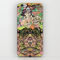 Luminous for a Moment iPhone & iPod Skin