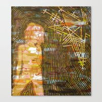 Dissonant Daphne And The… Canvas Print