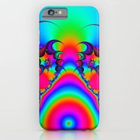 iPhone & iPod Case featuring Sacred Rainbow by Christy Leigh