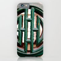 iPhone & iPod Case featuring Ancient Seal by Ananya Ghemawat
