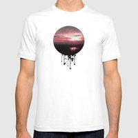 Valley Mens Fitted Tee White SMALL