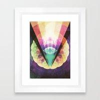 Sleep Dealer Framed Art Print