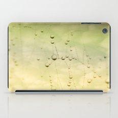 Sky Waterdrops iPad Case
