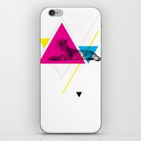 HYPSTER TYGER iPhone & iPod Skin