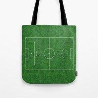 Football's coming home Tote Bag