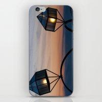Rings iPhone & iPod Skin