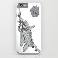 iPhone & iPod Case featuring Centenium Falcon by TCarver