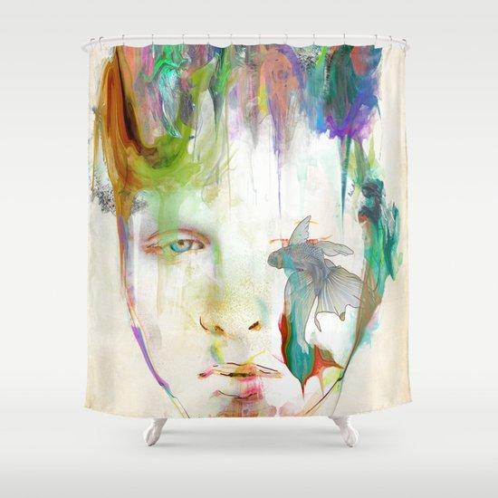 Organic Shower Curtain By Archan Nair Society6