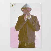 Self Portrait Canvas Print