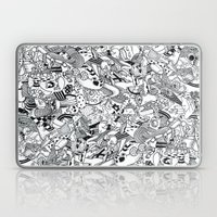 My (i) Land Laptop & iPad Skin
