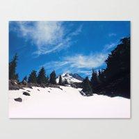 Mt. Hood Canvas Print