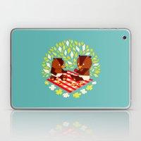 Picknick Bears Laptop & iPad Skin