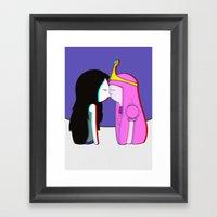 Marceline: You Kept My S… Framed Art Print