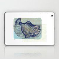Shiny fish Laptop & iPad Skin