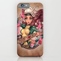 iPhone & iPod Case featuring CAN'T TOUCH THIS by Tim Shumate