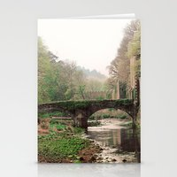 QUIET SPRING Stationery Cards
