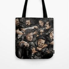 Sons of Anarchy-War Tote Bag