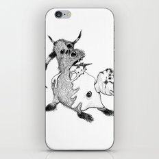 Tortulai iPhone & iPod Skin