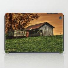 Barn on the Hill iPad Case
