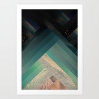 YUMI Art Print
