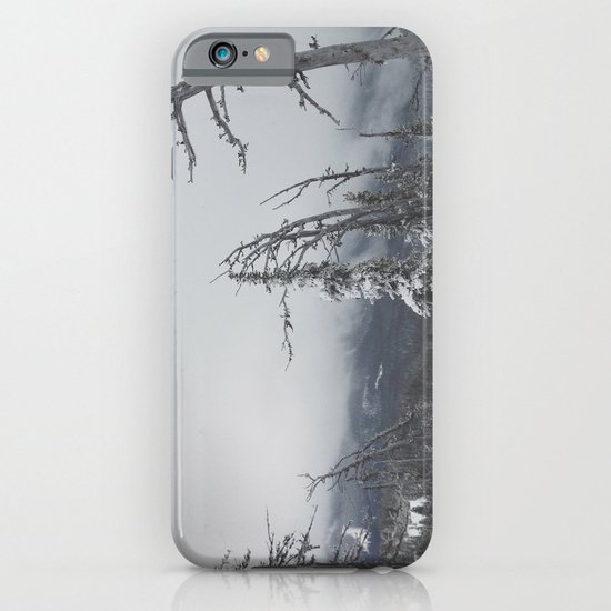 Where The Trees Die iPhone & iPod Case