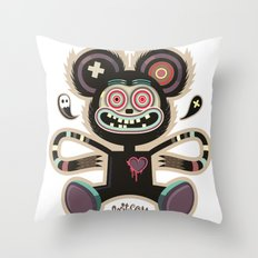 Freemouse (without background) Throw Pillow