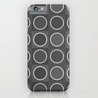 iPhone & iPod Case featuring Dots 3 by Valerie Hoffmann