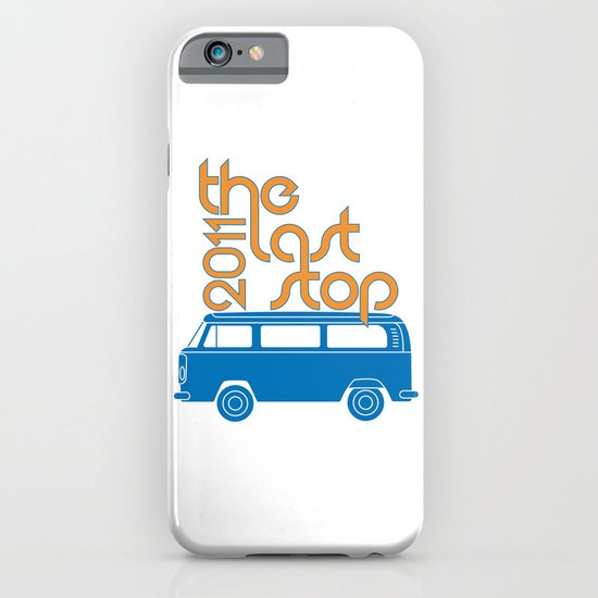 The Last Stop 2011 iPhone & iPod Case